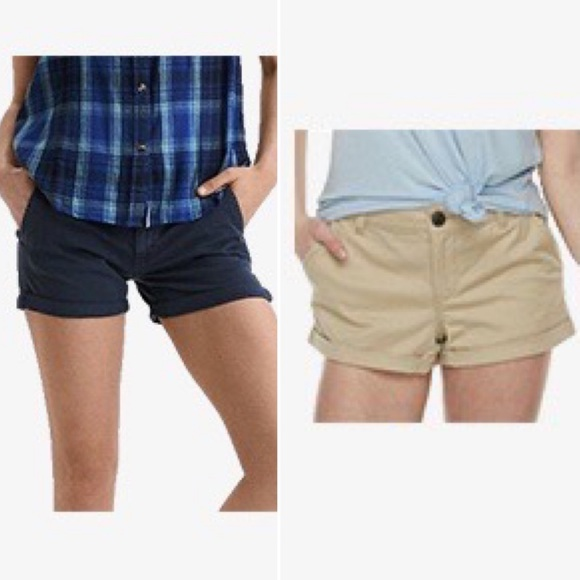 Bundle of 2 Pairs of Hollister/AEO Shorts